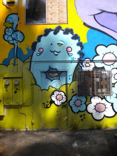 Pursue Mural