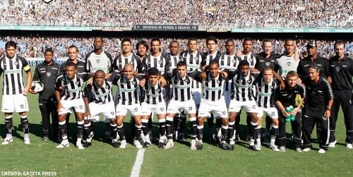 Campeão Taça Guanabara 2009