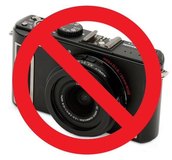 No Panasonic Lumix LX3 for Me :-(