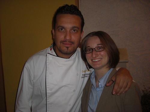 Fabio and Allison