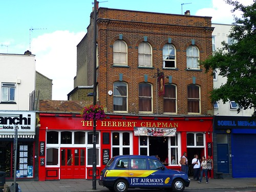 The Herbert Chapman (Holloway N7)