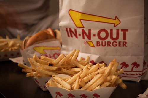 In-N-Out California