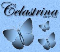 Celastrina Creations webpage