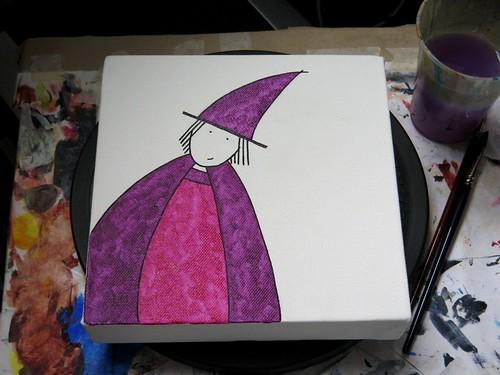 wizardy witch WIP