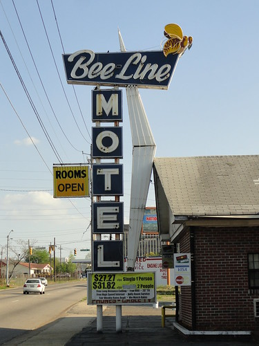 Bee Line Motel, Dothan AL
