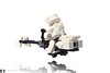 74-Z Speeder Bike - Back