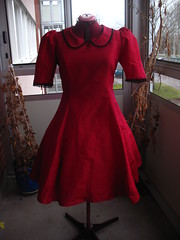 Christmas dress 2008 front