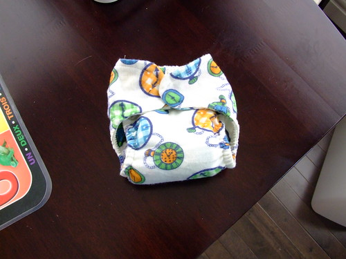Newborn Diaper