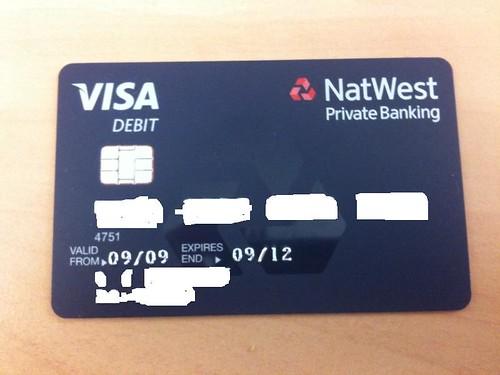 Blocked Debit Card Natwest Applycard Co