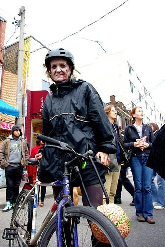 Zombie Cyclist