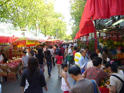 Street Market, SIngapore
