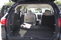Chevrolet Traverse... sooo roomy