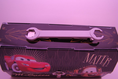 Disney CARS Tool Box