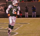 I am Mark Sanchez, and I am very cool even whe...