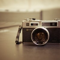 Yashica Electro 35 GSN, The Rangefinder
