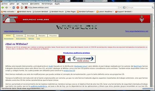 distro linux dedicada auditoria y seguridad wifi