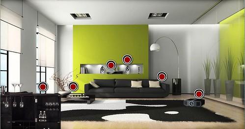 Guys Dream Living Room