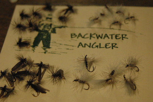 Locally Tied Fly Patterns