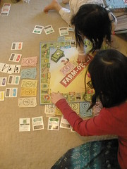 Farmopoly - Homeschool Math Lesson
