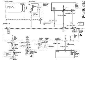 1999 C5 Oil Pressure Sender Wiring Diagram  CorvetteForum