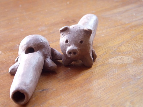 clay whistles by you.