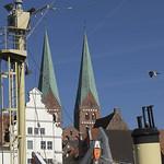 Türme der Marienkirche
