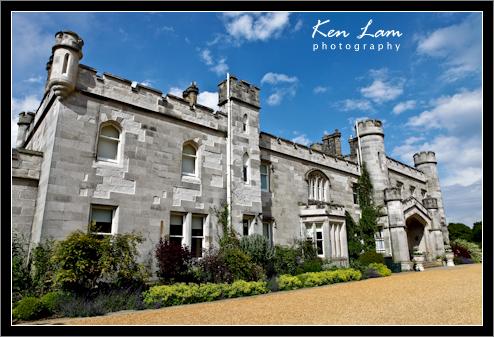 Caroline & Andrew - Dundas Castle Wedding in Edinburgh