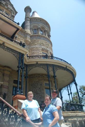 The Bishops Palace, Galveston