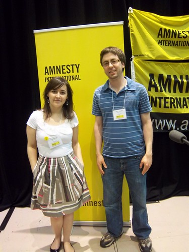 Amnesty International Canada AGM