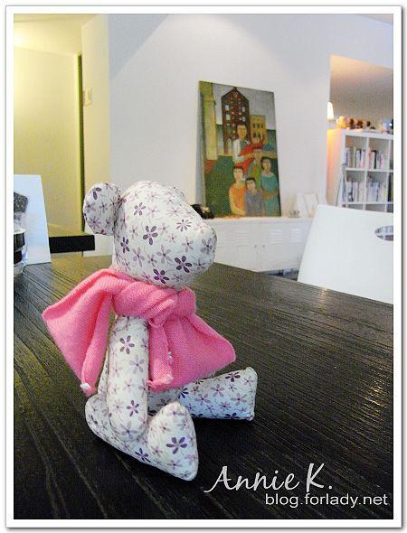 紫花熊受邀3