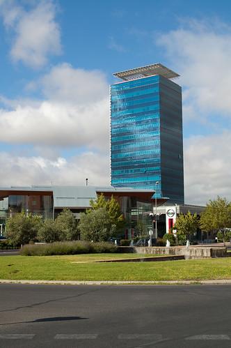 La torre Garena