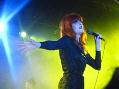 Florence and the Machine (live @Magazzini Generali)