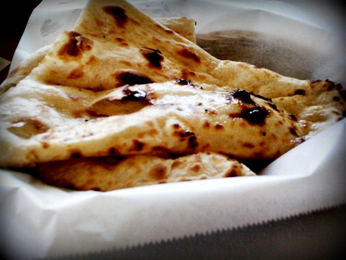 Naan - Karma Indian Cuisine, Valencia, CA by you.