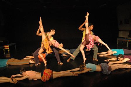 Ballet Stagium — Espetáculo Mané Gostoso. Divulgação: Canal Aberto.