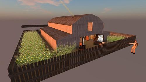 Steelhead Animal Building Conteast