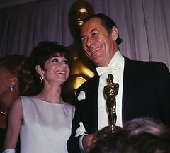 #52 -Audrey Hepburn with Rex Harrison Holding ...