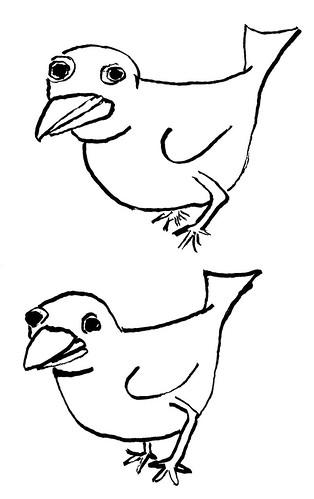 Reed pen cartoon, part 4