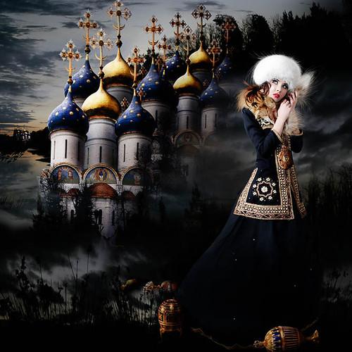 Alexandra Romanov - The Last Czarina