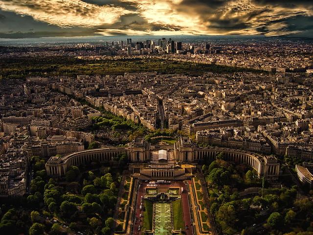Sous le ciel de Paris (III)