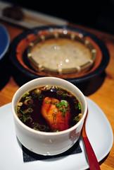 Udon with Foie Gras Custard
