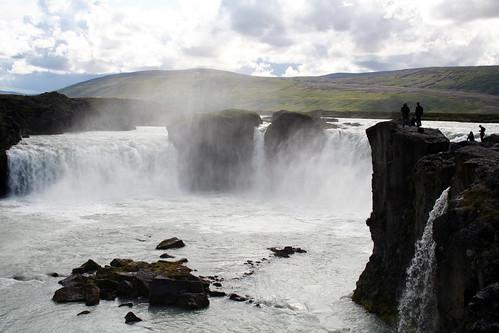 Islanda - Cascata di Goðafoss