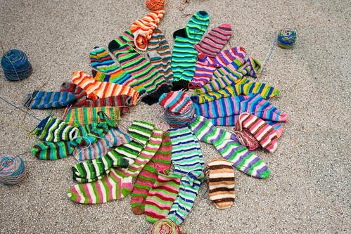 Vesper Socks!