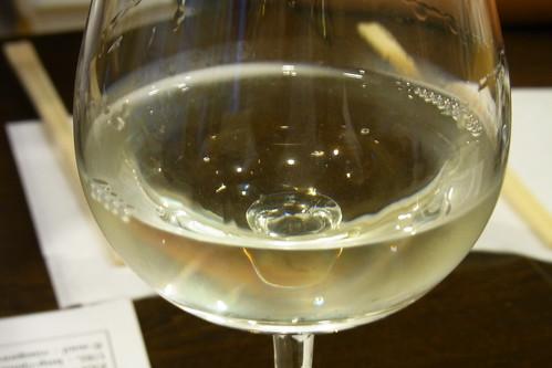 Not wine, It's sake