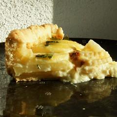 Sellerie-Kartoffel-Quiche