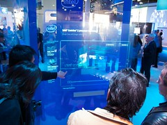 CES: Intel Booth