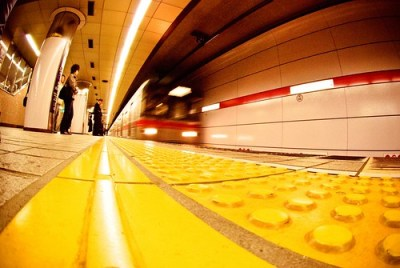 Subway in Nagoya (by RayPG 2.0)