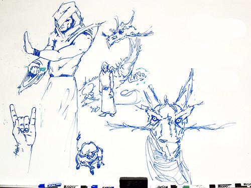 Blue Dragon Stuff