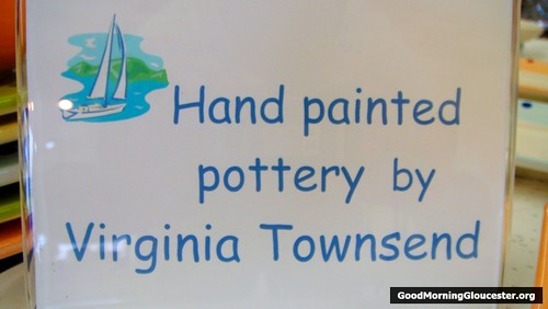Hand Painted Pottery By Virginia Townsend