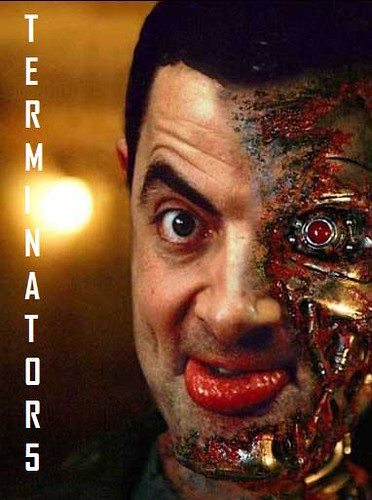 Exclusive: Terminator 5 promotional poster....