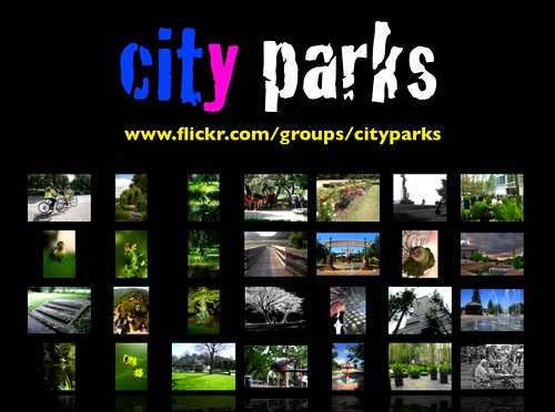 city parks on flickr